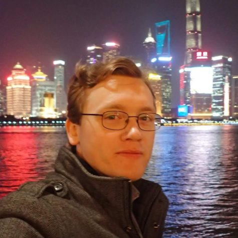 Mr. Iseminger used to teach in China and loves to travel.