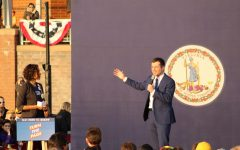 Buttigieg Covers Multitude of Issues at Large Rally in Arlington