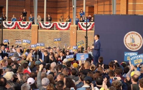 Pete Buttigieg is one of the front-runners in the Democrat primaries.