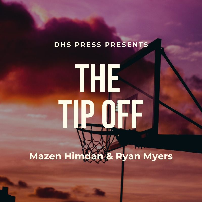 Mazen and Ryan are talking NBA in their debut podcast.