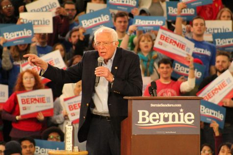 Rally for Virginia: Bernie Sanders Speaks in Springfield