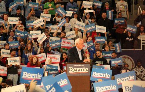 Sanders Draws Huge Crowd in Run Up to Virginia Primary