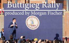 Buttigieg Holds Rally in Arlington on February 23