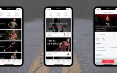 Need some exercise on a rainy day? Download Mia's suggestion of the Peloton app.
