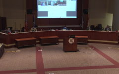 In their second in-person meeting since March, the School Board met for hours discussing in-person learning, grading policies, and numerous other topics.
