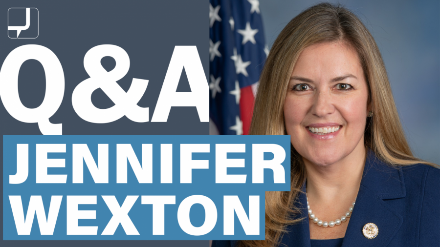 Incumbent+Representative+Jennifer+Wexton+answers+important+questions+young+people+have+about+the+election+on+November+3.