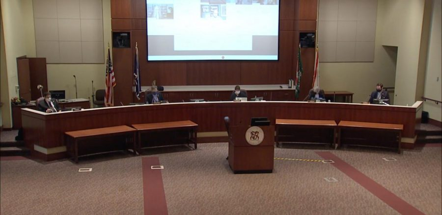 Yesterday evening, the Loudoun County School Board met to discuss, among other issues, the numerous  logistics of returning students to in-class instruction.