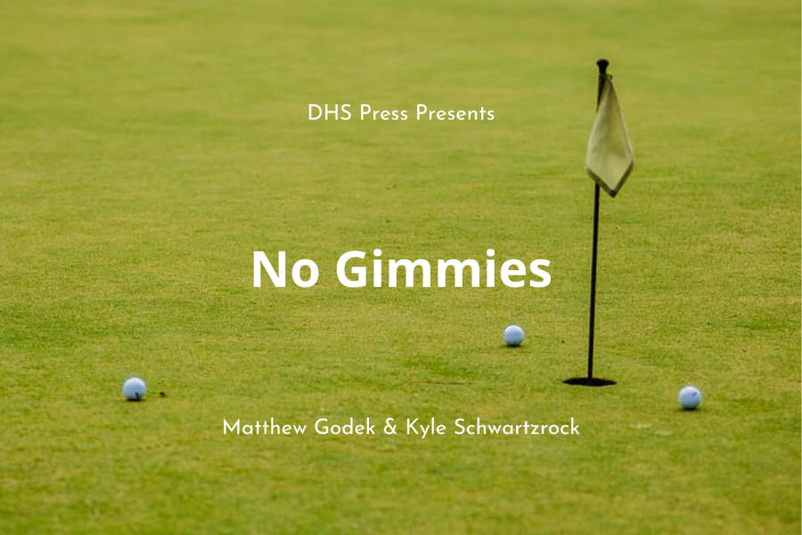 No Gimmies: Sony Open Edition