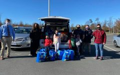 Dominion staff came together and donated enough food to provide over 275 meals for Thanksgiving.