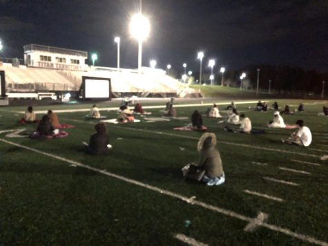 Movie nights in October and November was the first implementation of ideas by SCA for in-person events.
