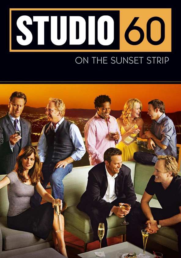 Even just one season long, Neena recommends you binge watch Studio 60 on the Sunset Strip.