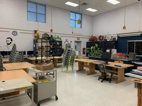 Classrooms will no longer be empty as of January 12 when teachers return to school to prepare for the return of students.