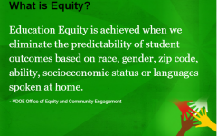 The Effort to Improve Equity in LCPS