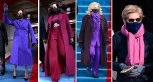 Learning from Inauguration Fashion