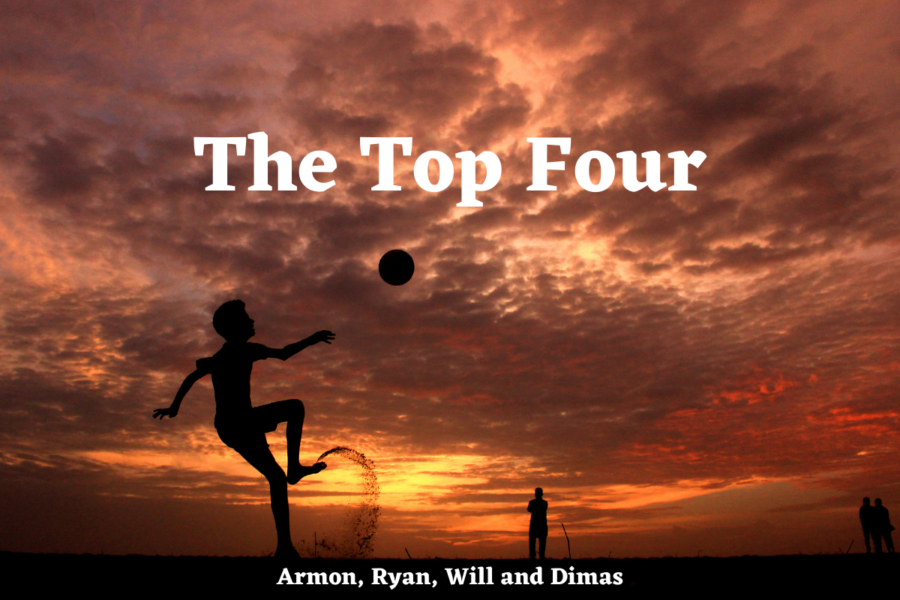 The Top Four: The Race is Down to the Wire