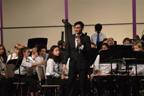 The impact that Mr. Rowles has on Neena goes far beyond just being a band director.