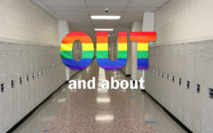 Out and About is a limited series of conversations between Cassandra Mellor and students who are members of the Dominion LGTBQ+ community.