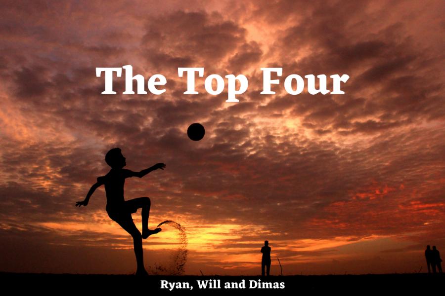 Ryan, Will and Dimas talk their favorite league, the Premier League.
