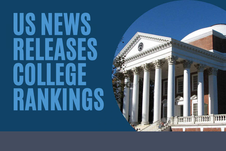 US+News+released+their+much+anticipated+college+rankings+on+September+13.