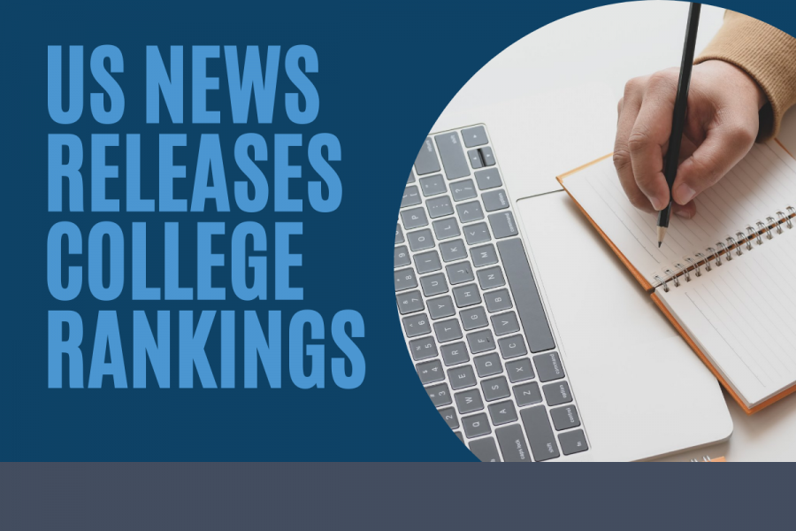 US News and World Report released their much anticipated rankings on September 13.