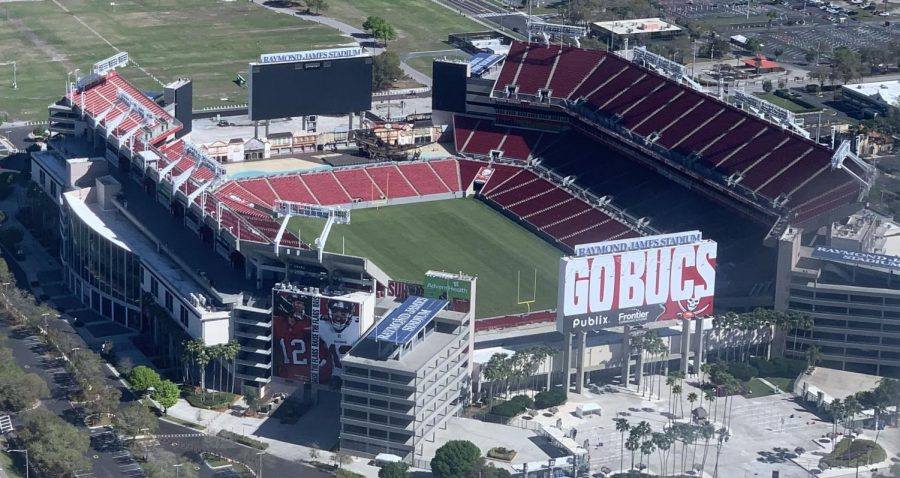 The NFL season kicks off on September 9 in Tampa as Tom Brady and the Super Bowl Champion Bucs take on the Dallas Cowboys.