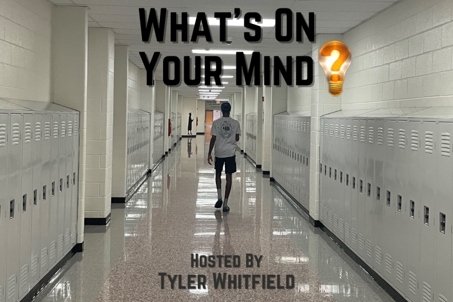 Walking around the hallways of Dominion after 18 months away, Tyler speaks with students to gain their perspective to find out Whats On Your Mind.