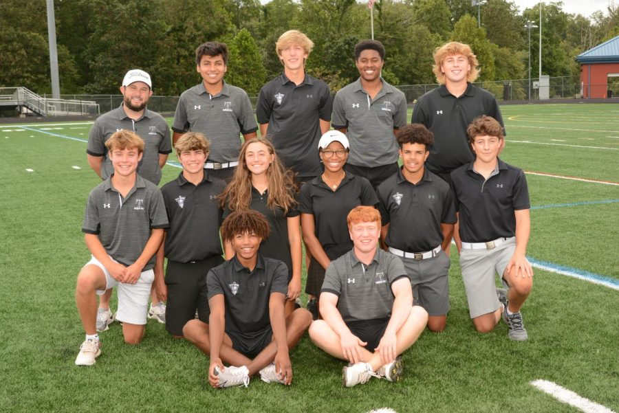 The smiles for the golf team from this preseason team picture havent stopped as they are headed to the Region Tournament for the first time since 2014.